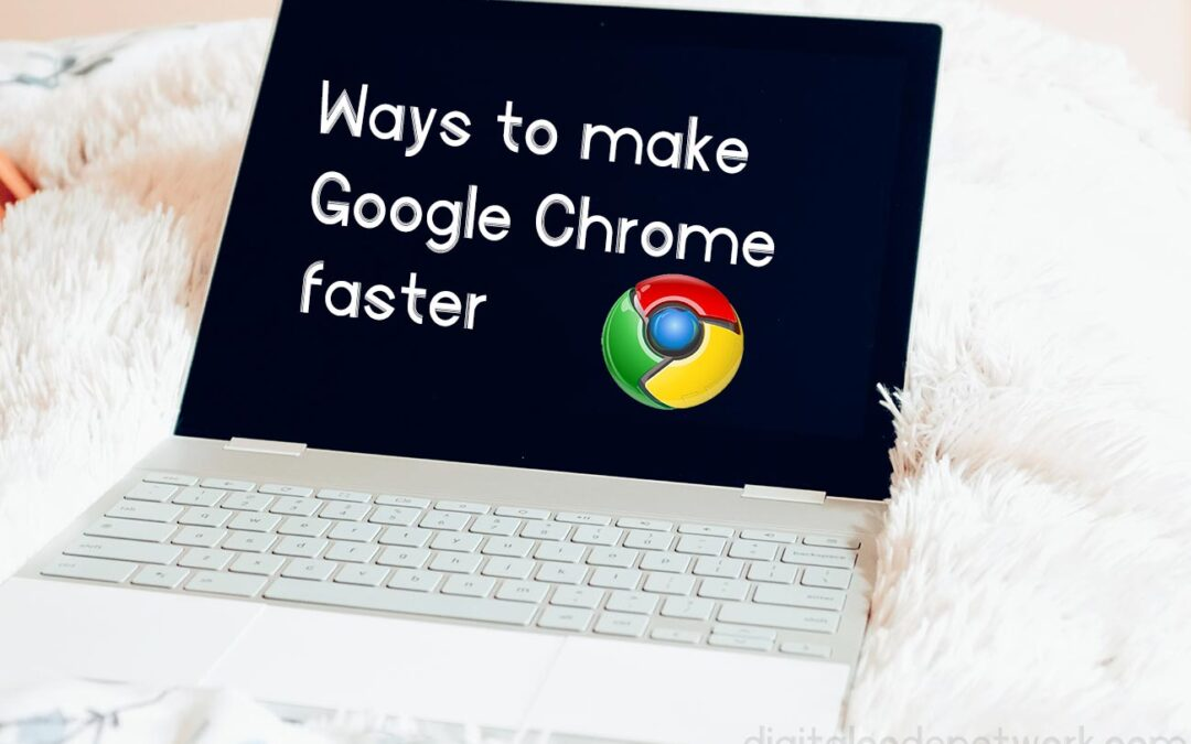 Speed up Chrome and get fast search results